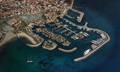 Cyprus Marinas and Fishing Harbors